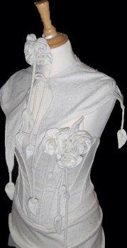 Phia Ecouture Bridal Gown detail