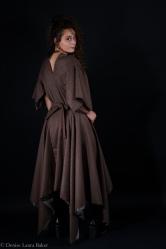 Vintage Tweed Dress